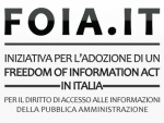 Iniziativa per l'introduzione di un Freedom of Information Act in Italia